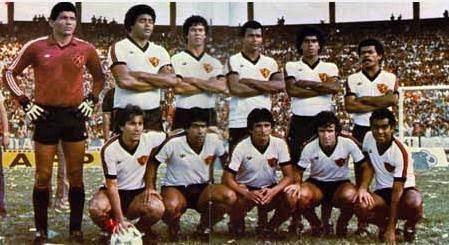 Resultado de imagem para sport clube recife 1980