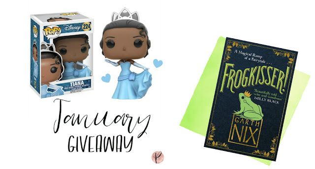 ✧* Giveaway: Princesses & Frogs ✧*