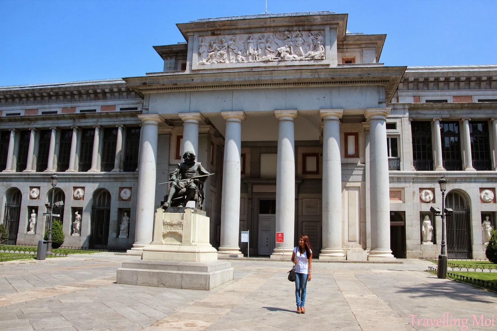Museo Del Prado Famous Paintings