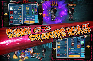 Download Shinobi War v 1.2.2 Apk Data