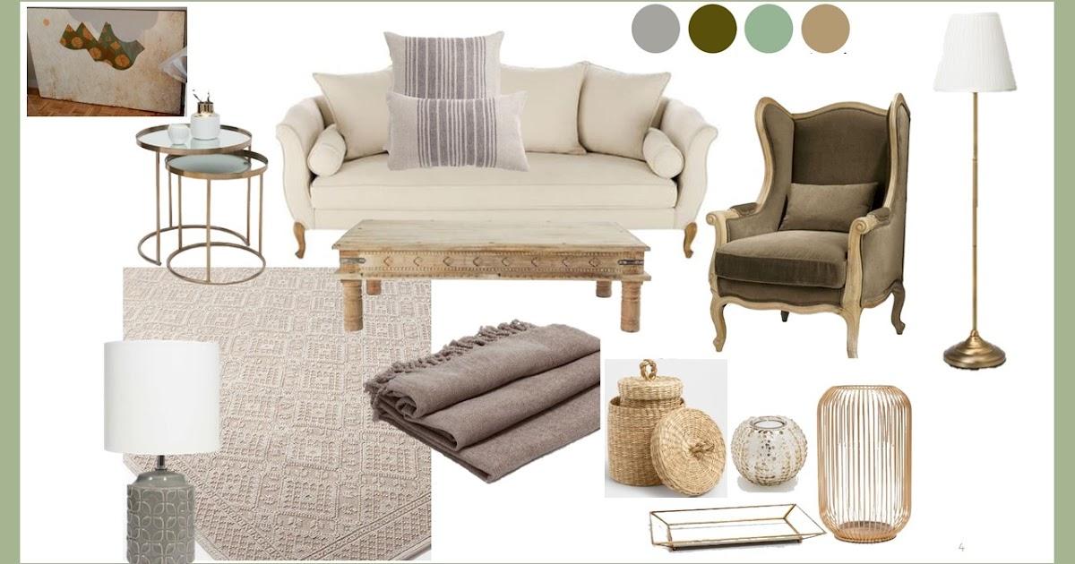 Sal n cl sico y natural decoraci n patri blanco for Salon clasico blanco