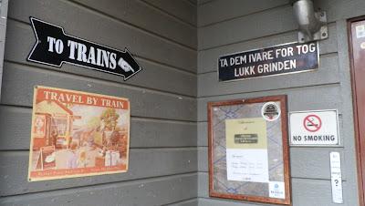 tromso railway station