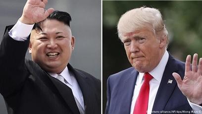 Trump acepta reunirse con Kim Jong-un en mayo