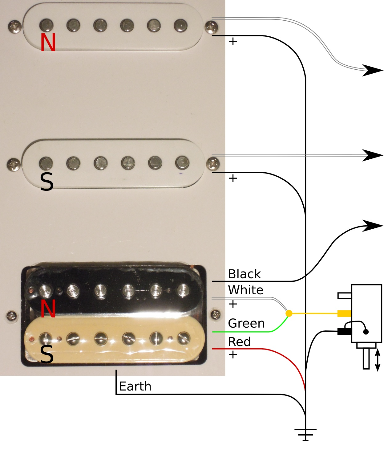 Yamaha Pacifica Guitar Wiring Diagram Dual Battery Solenoid Isolator 112 34