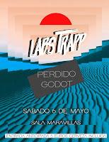 Concierto de Labs Trapp y Perdido Godot en Maravillas Club