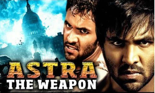 Astra The Weapon 2018 HDRip 950MB Hindi Dubbed 720p