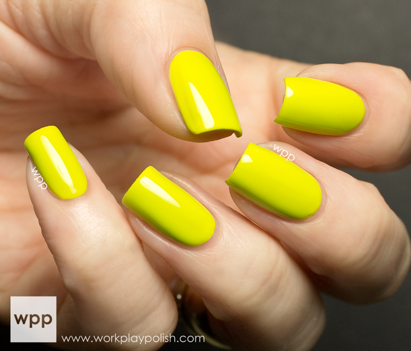 Butter London Colour Clash Swatches And Review Work Play Polish