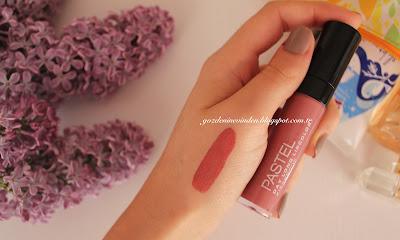 Pastel Daylong Lipcolor Kissproof 20 numara