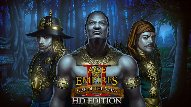 Age of Empire II HD Rise of the Rajas PC Free Download