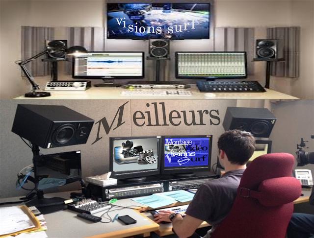 Studio et Logiciels de Montage Vidéo