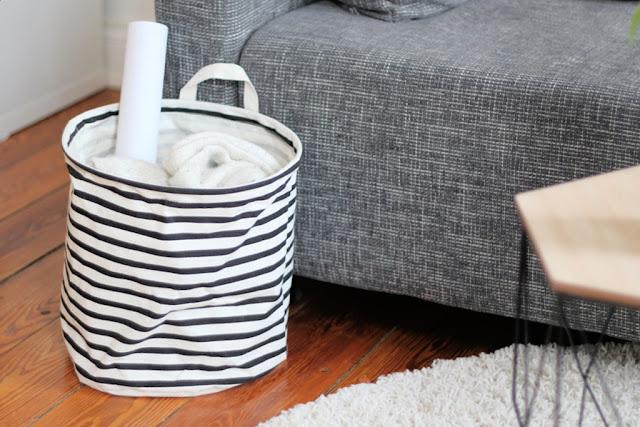 Minimalistischer Trend in der Wohnung