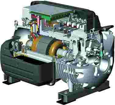 Energy Saving: Frictionless Compressor   Seminar Report   DOC   PDF