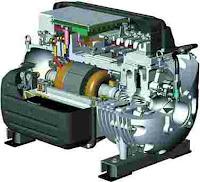 frictionless compressor magnetic oil free seminar pdf