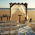 Escenario para boda en la playa