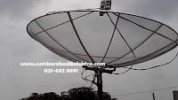 Panduan Pasang Antena Parabola Tanah Sereal, Kecamatan Tambora