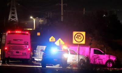 Matan policías a 2 supuestos 'robacamiones'