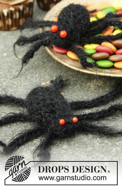 Araignée au crochet