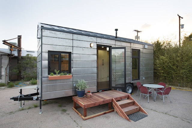 Tiny House Town The Saltbox By Extraordinary Structures
