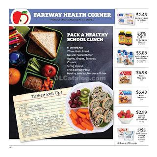 Fareway Weekly Ad September 16 - 22, 2018