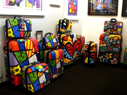 Galeria Romero Britto em Miami Beach