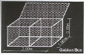 Bronjong Gabion Galvanis dan Bersertifikat