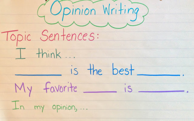 how to write a sentence differently
