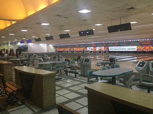 Gaisano Bowling Plex - Cebu Pitstops