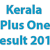Kerala Plus One Result 2017 HSE First Year