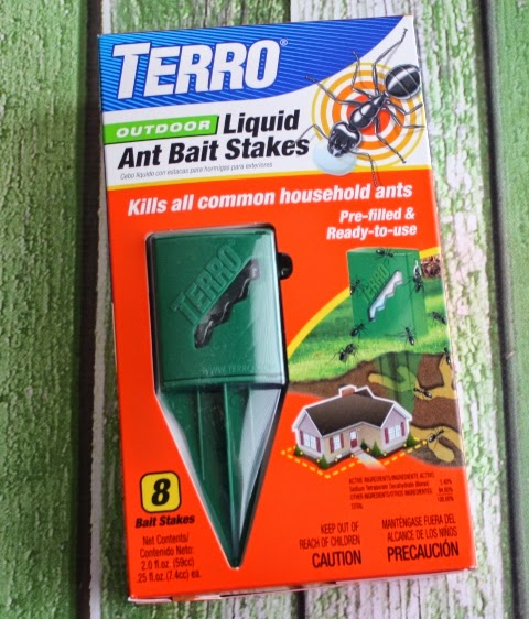 Terro Outdoor Liquid Ant Bait Stakes Review And Giveaway Planet Weidknecht