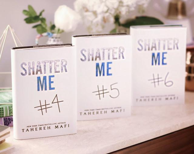 Powstaną kolejne części serii Shatter Me!
