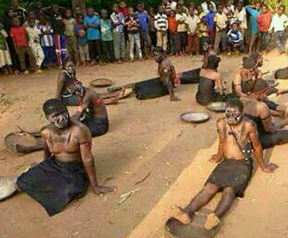 Finally Edo State Witches Caught