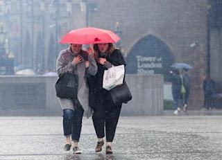 Tips Cara Menjaga Kesehatan Saat Menghadapi Musim Hujan