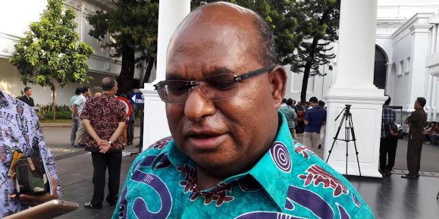 Gubernur Papua Dukung Sikap Pemerintah Indonesia Kuasai 51 Persen Saham Freeport