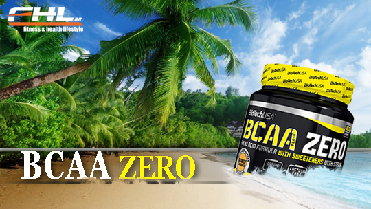 Biotech USA BCAA Flash zero цена - аминокиселини на прах без оцветители и овкусители