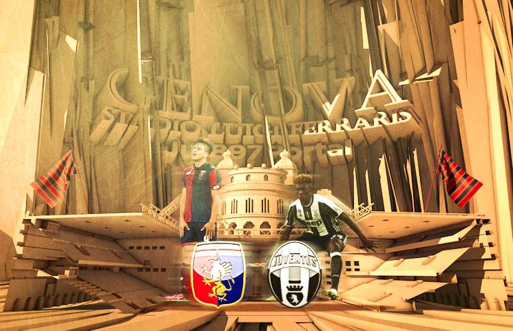 Serie A 2016/17 / 14. kolo / Genoa - Juventus, nedelja, 15:00h
