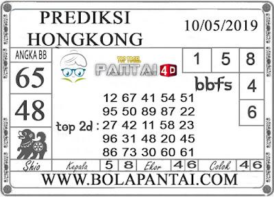 """Prediksi Togel """"HONGKONG"""" PANTAI4D 10 MEI 2019"""