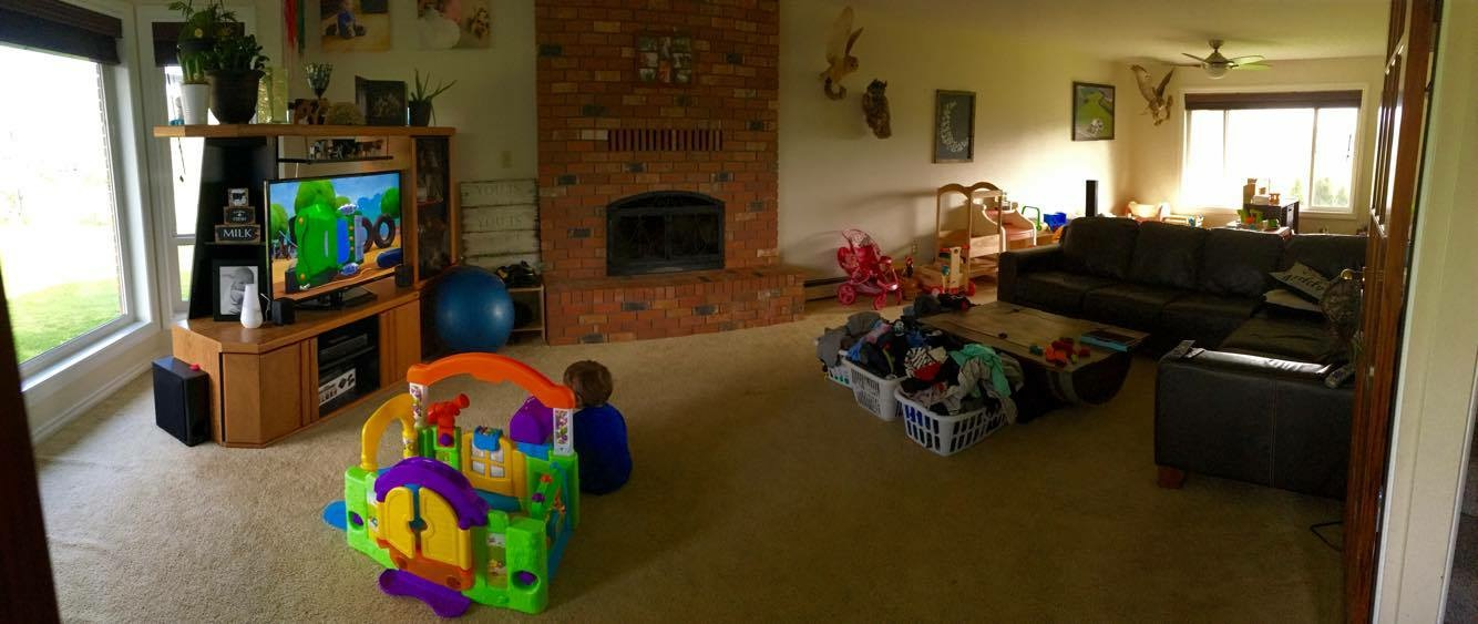 Here Is Some Fun Ideas For A Fixer Upper Family Room