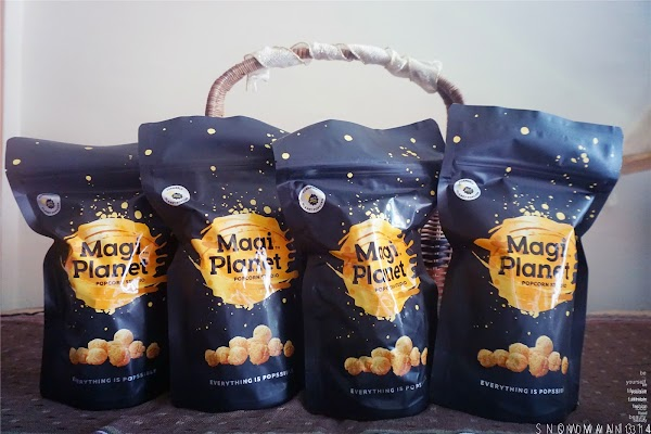 Magi Planet Popcorn Studio - RM10 DISCOUNT OFF!!