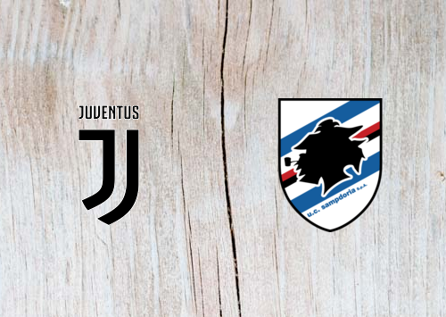Juventus vs Sampdoria Full Match & Highlights 29 December 2018