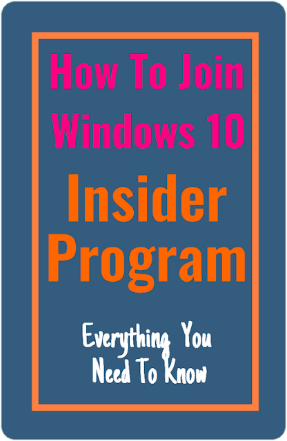how-to-join-windows-10-insider-program