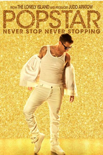 Popstar: Never Stop Never Stopping 2016 DVDRip torrent