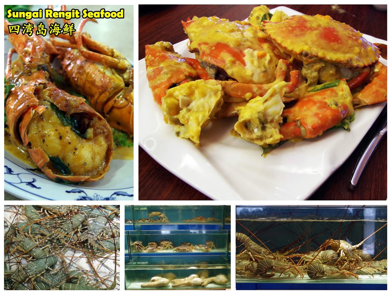 Sungai Rengit Desaru seafood Jade Garden
