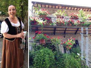 monte soratte festa renascimental guia portugues - Monte Soratte - bate-e-volta de Roma