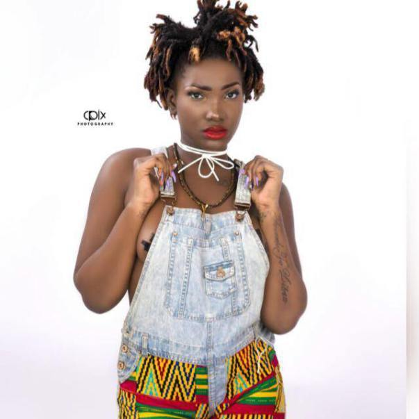 Breaking!! Ghanaian dancehall/Afrobeats artist, Ebony has passed on in motor crash