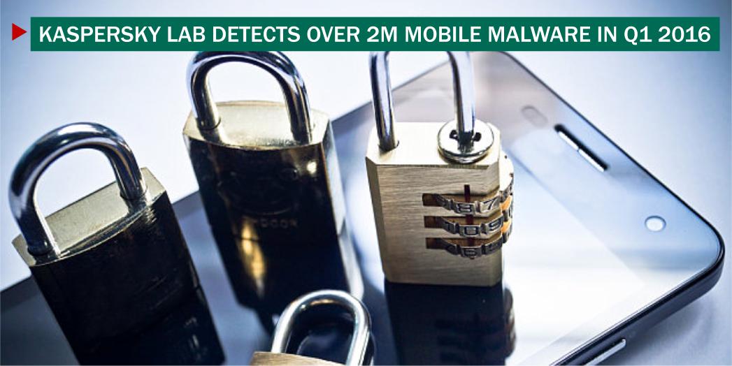 Mobile Malware Q1 2016