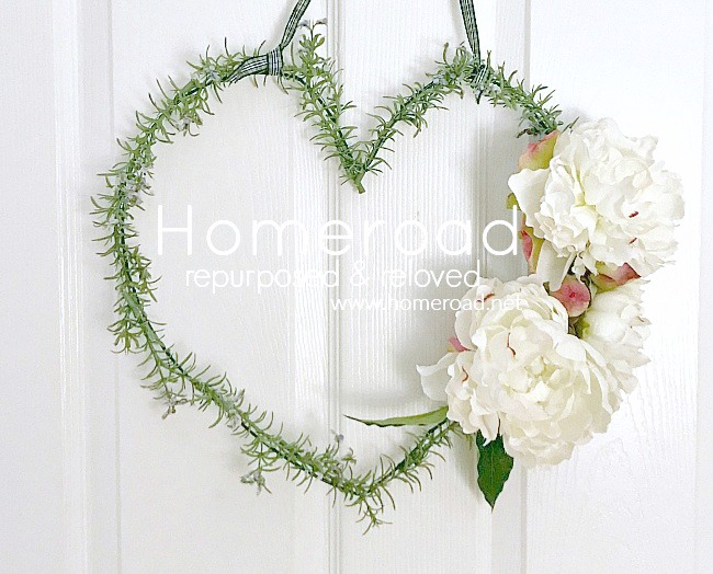 How to Make a n Easy Spring Wreath. Homeroad.net