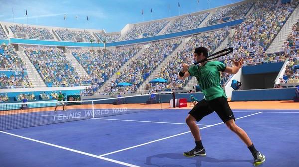 Tennis World Tour Legends Edition PC Full Español