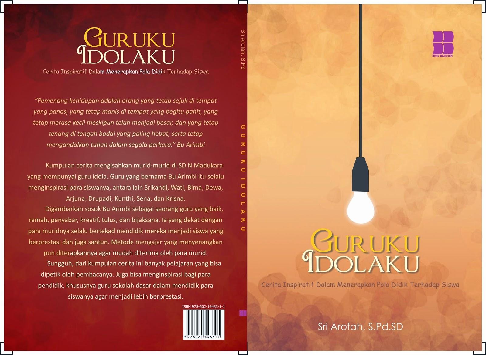 Penerbit Buku Baik Contoh Sampul Buku Sederhana Yang Sudah Terbit Di Buku Baik Dan Sibuku
