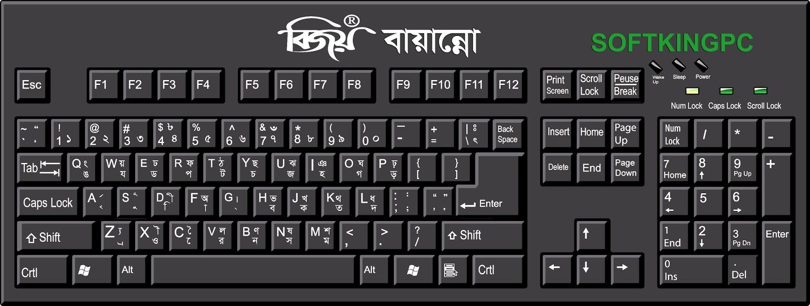 bijoy bangla keyboard apk