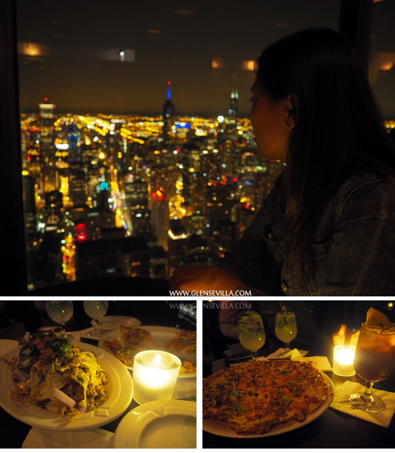 Chicago; Soloista; Signature Lounge; Skyline